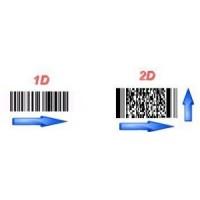 Штрих – код 1D и 2D. В чём разница?
