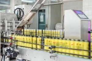 Важное использование маркировки при производстве напитков