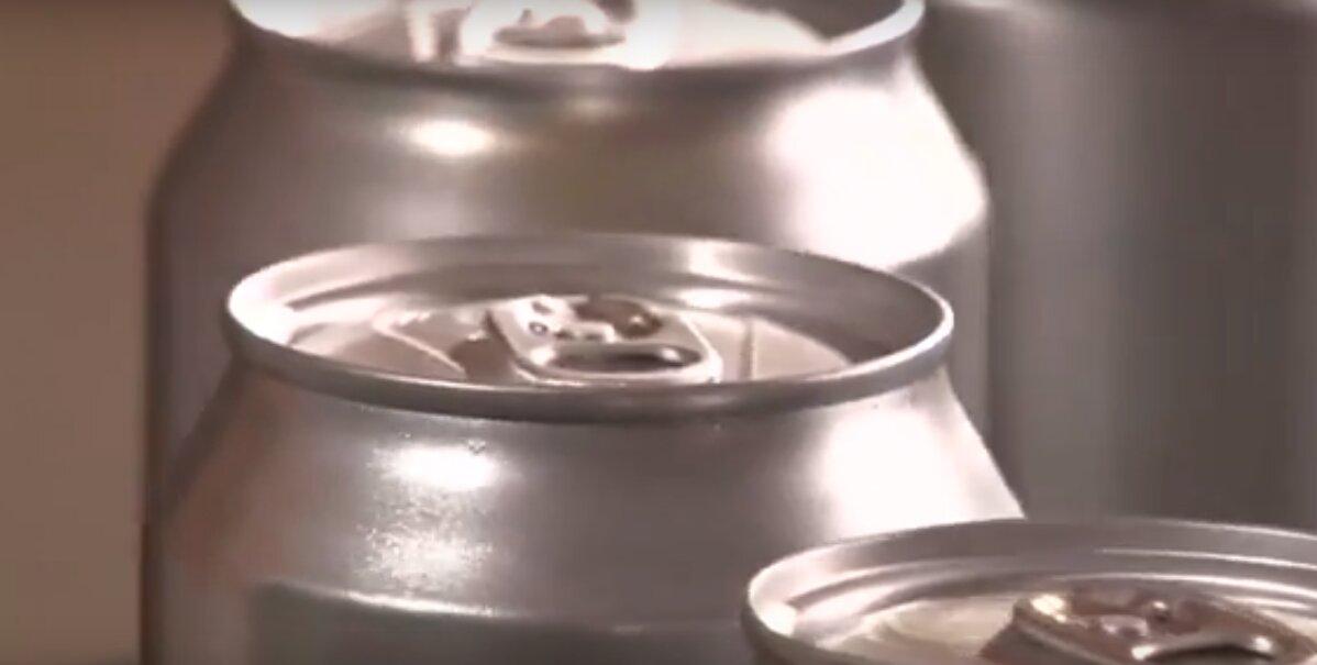 Маркировка напитков в банках