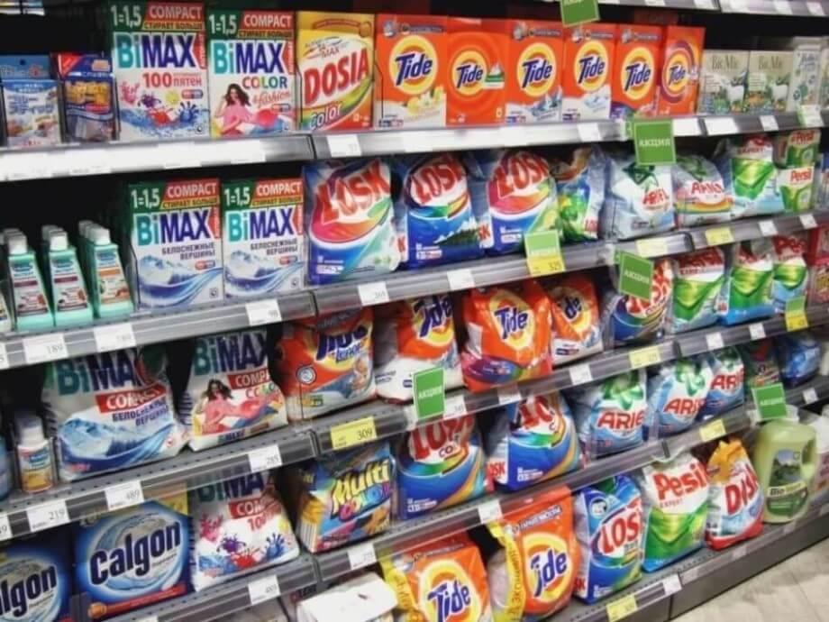 Маркировка товаров в пленочной упаковке