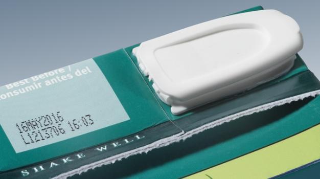 Каплеструйные принтеры в пекарне, маркировка стекла